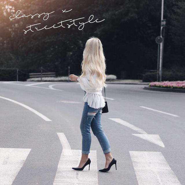 Lookbook: Classy x Streetstyle