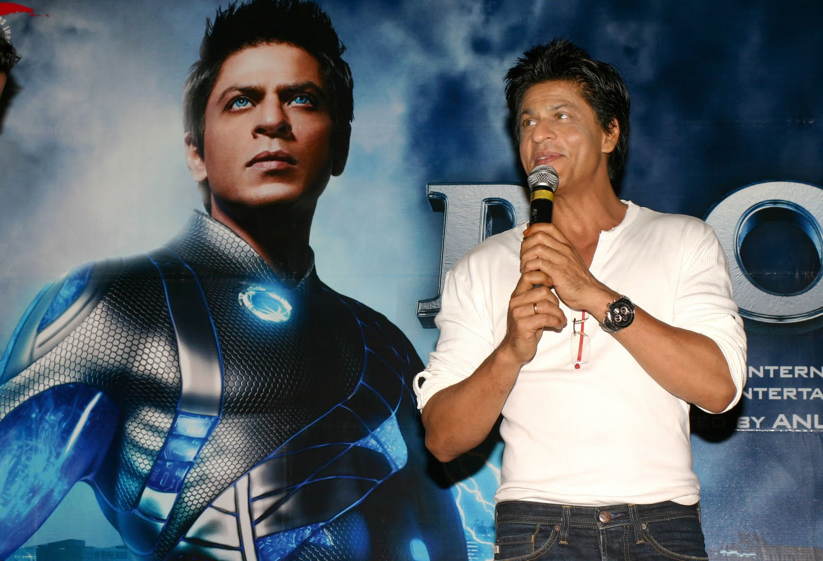 Amazing Funny Picture: Ra One Movie HD Wallpapers Download