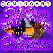Something Wicked is Coming to DominoART Oct 2012!