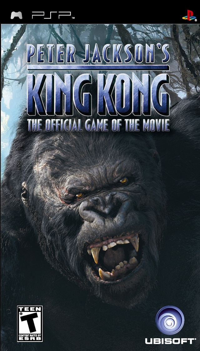ROMs - King Kong - PSP Download
