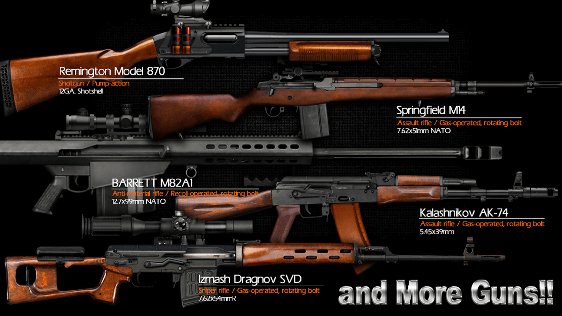 Baixar Magnum 3.0 Gun Custom Simulator apk mod DINHEIRO INFINITO v 1.0504