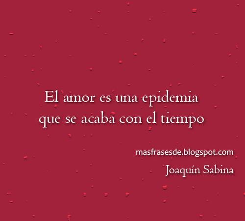 Frases De Sabina De Amor Unifeed Club