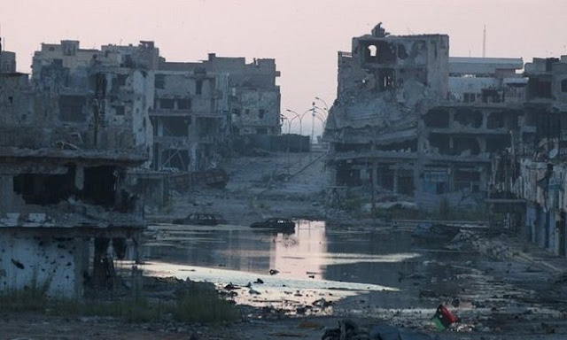 Muammar Gaddafi era bom para a Líbia