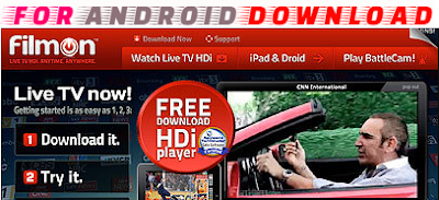 Download Android Filmon Live Tv Apk For Android - Watch over 500  Live Tv Channel on Android