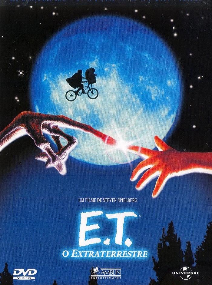 E.T – O Extraterrestre Dublado