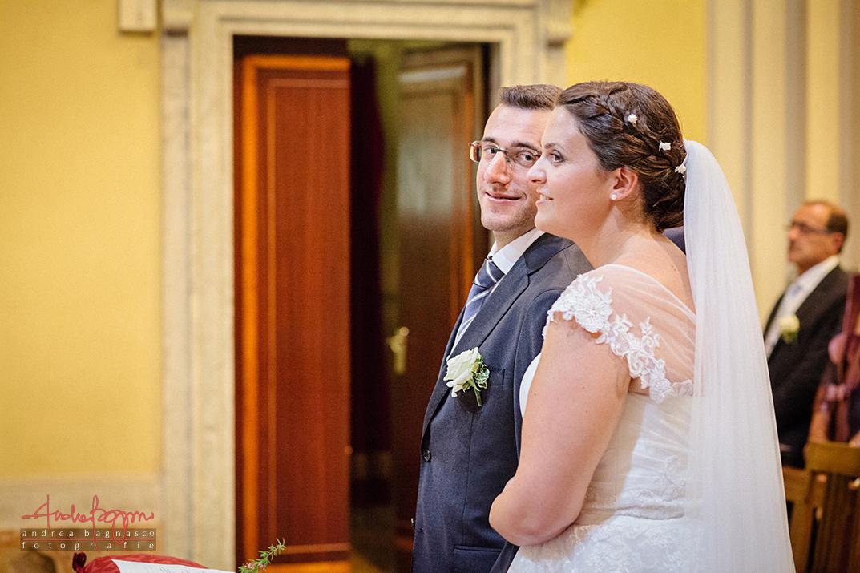 sposi celebrazione matrimonio Stella Maris Albisola