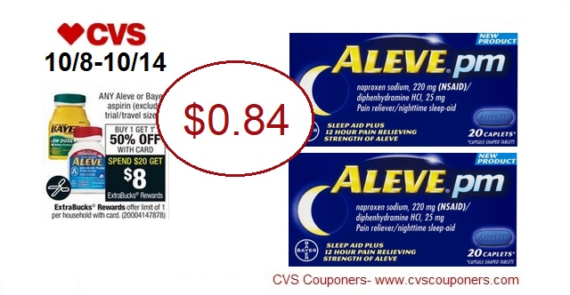 http://www.cvscouponers.com/2017/10/hot-aleve-pm-20-ct-only-084-at-cvs.html