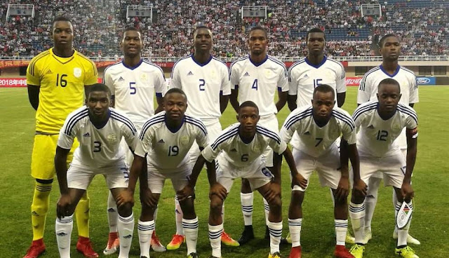 2020 Olympics Dream Has shuttered As Namibia Withdraw From AFCON