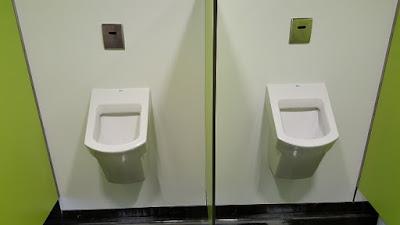 Gran Canaria Airport - Public Toilettes