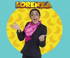 Telenovela Lorenza bebe a bordo