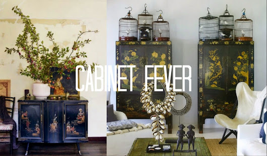 On Our Radar - Chinese and Mongolian Antique Cabinets