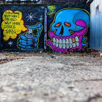 Australian Street Artist Lush In London Hookedblog Street Art