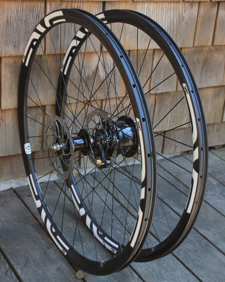 Cycle Monkey Wheel House Mtb Enve Rims On Rohloff