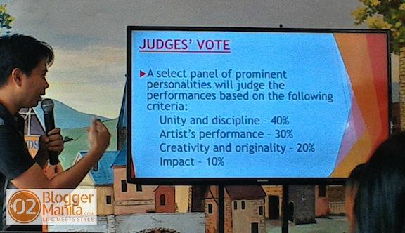 Judges Criteria