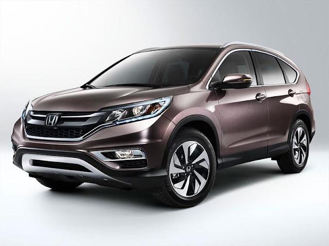 Nuevo ropajes Honda CR-V