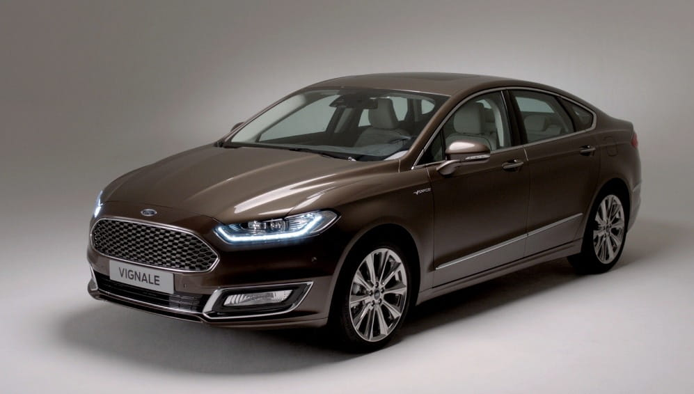 Ford Mondeo Vignale Hybrid Review 2017 Price