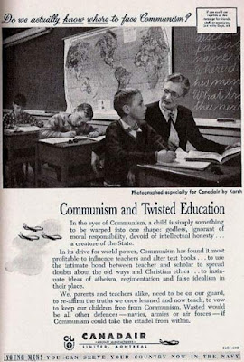 Communism and Twisted Education