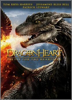 baixar capa Coração de Dragão 4: A Batalha pelo Coração de Fogo   Dual Áudio Dublado