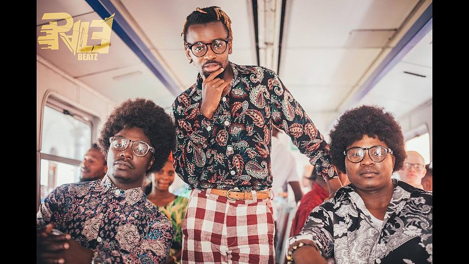 Afro Madjaha - Anita Remix (Prod Pale Beatz)