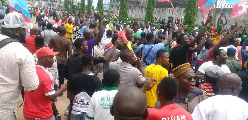 Jubilation in Edo as tribunal upholds Obaseki's election