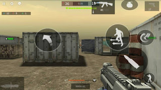 Download Point Blank Strike APK DATA
