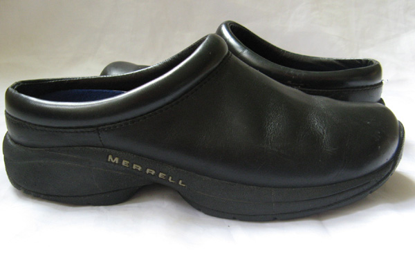 Merrell Clog Shoes Womens Size 8 5 Black