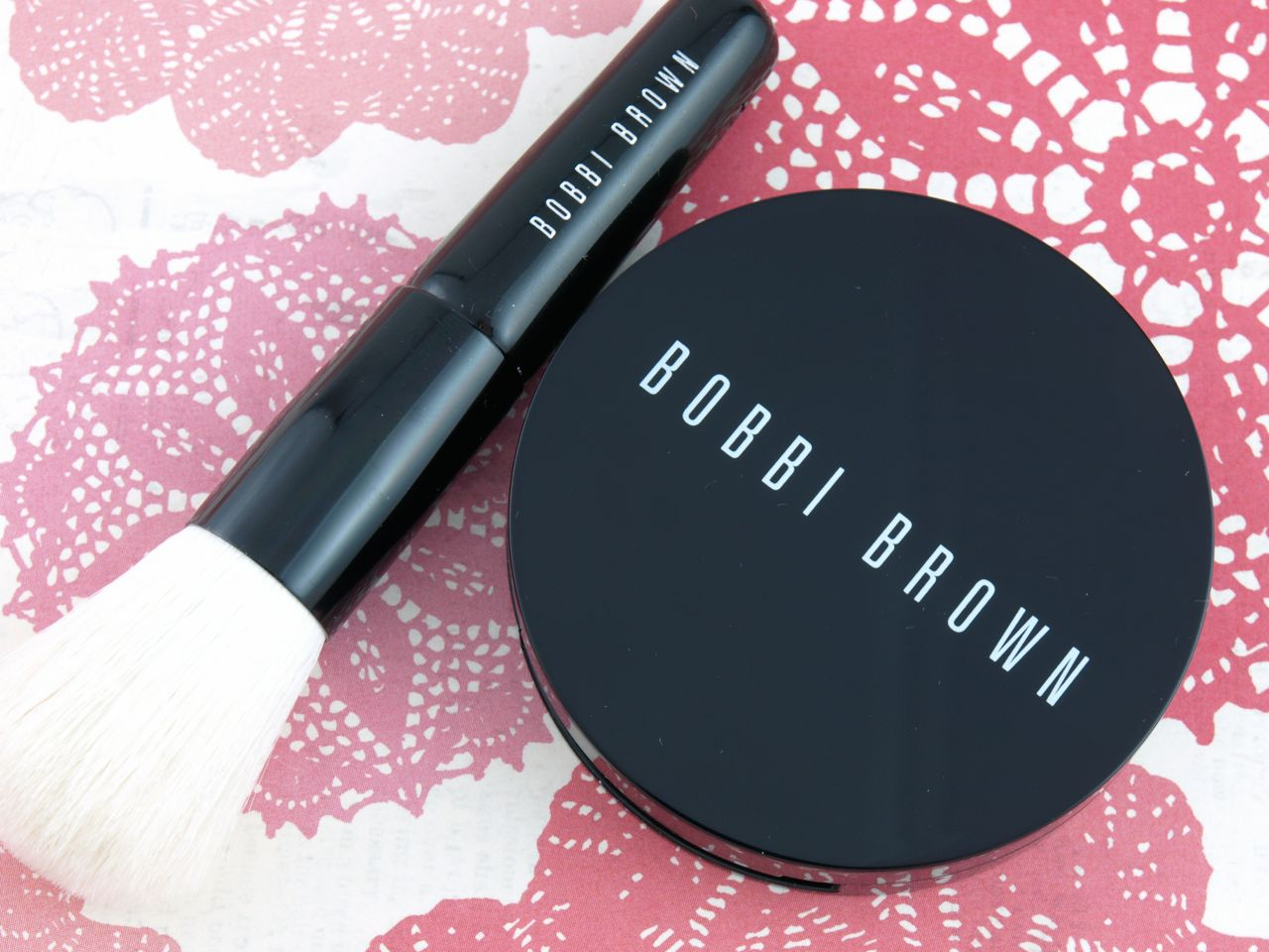 Bobbi Brown Peony Blush Set: Review and Swatches