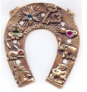 Amuletos y Talismanes: La herradura