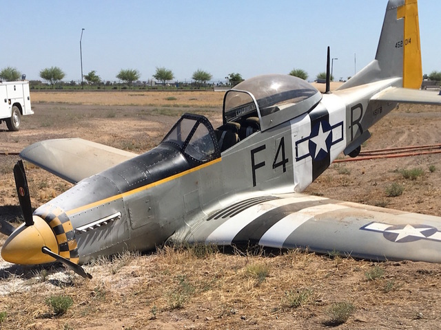 Kathryn's Report: Titan T-51 Mustang, N51FB: Accident