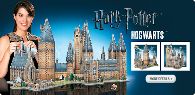 Harry Potter Hogwarts Collection