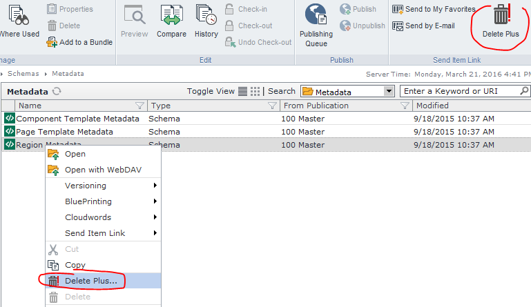 My Simple Tridion Experience: SDL Tridion Desktop Tools