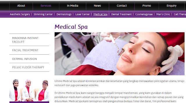 Medical Spa di Jakarta