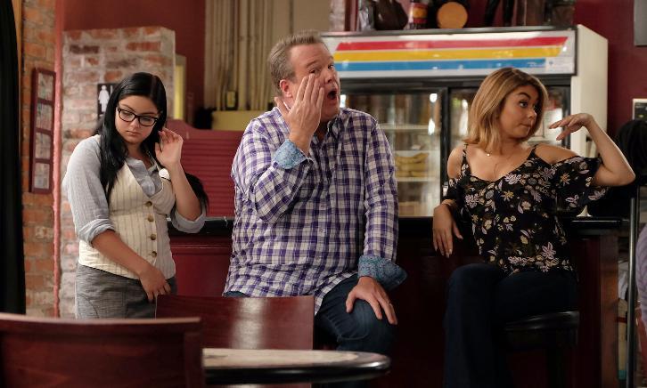 Modern Family - Episode 8.11 - Sarge & Pea - Promotional Photos & Press Release