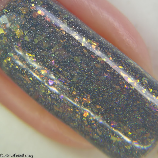 Bee's Knees Lacquer - A Whisper of Darkness Between The Stars