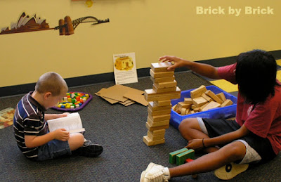 mixed ages in blocks (Brick by Brick)