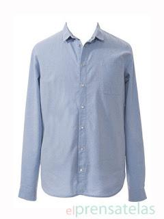 Patrón camisa Burda hombre