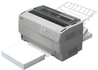 Printer Dot Matrix Epson DFX9000