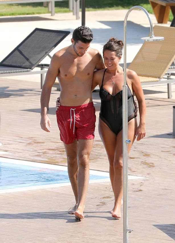 FAMEFLYNET-Exclusive-Karen-Danczuk-And-Her-New-Boyfriend-Pack-On-The-PDA-Poolside-In-Spain