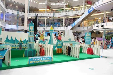 Event Indonesia Yakin Pakai Pampers di Surabaya