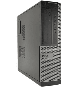 New Driver: Dell Optiplex 3010 P2012H Monitor