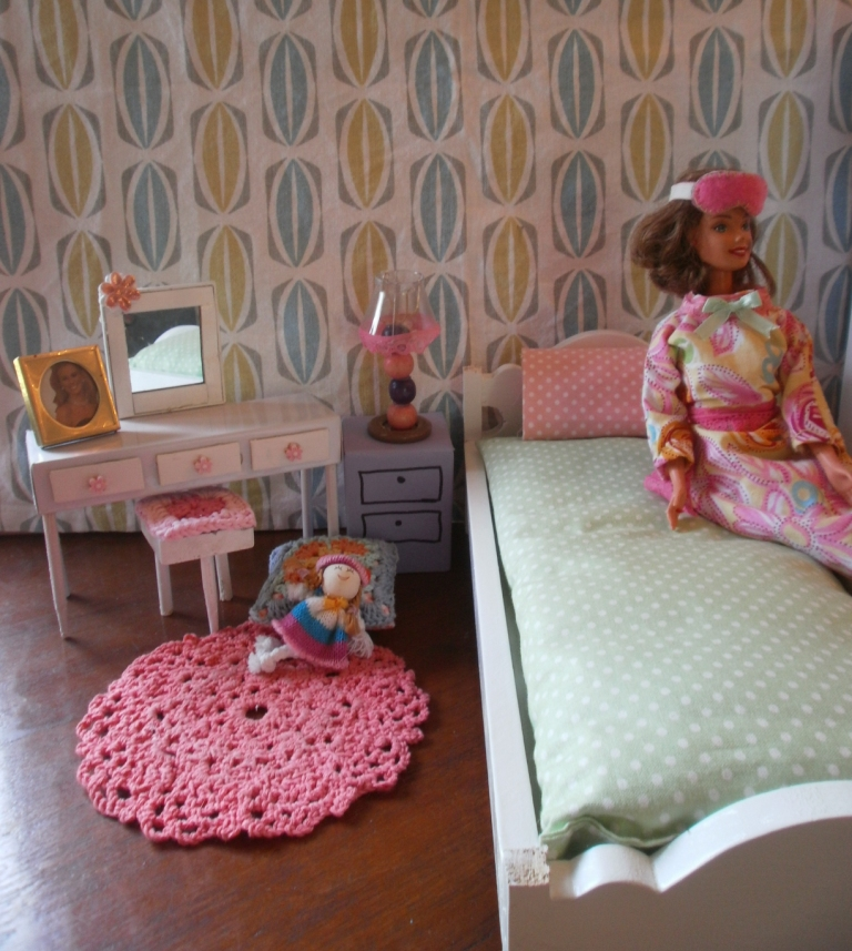 Barbie Furniture Diy