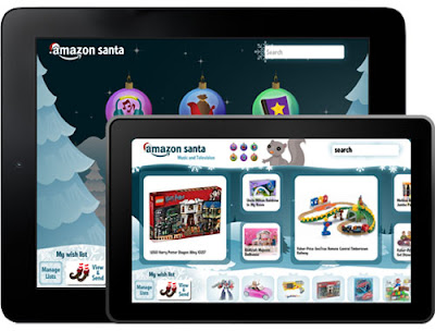 Christmas, One of Many Best Amazon Fire Apps for My Kids