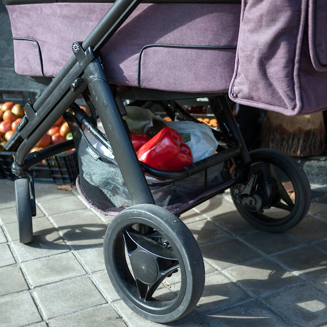 La cesta de mi carrito Bébécar