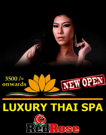 sexigakläder thai rose massage