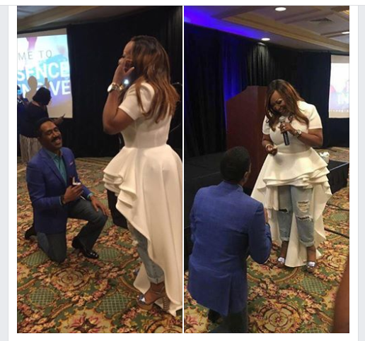 The Old Black Church: Dr Cindy Trimm Gets Engaged At 59