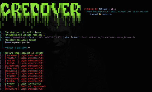 HaveIBeenPwned | HackerTor