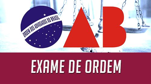 Exame da OAB: Provas Comentadas
