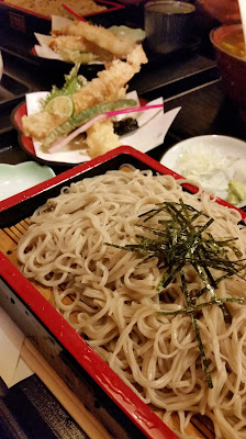 Soba Noodles from Ukiya