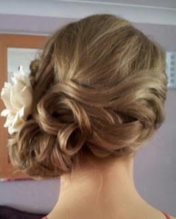 Side Bun wedding hair, hairstyle, wedding, wedding dress, bridal hairstyle