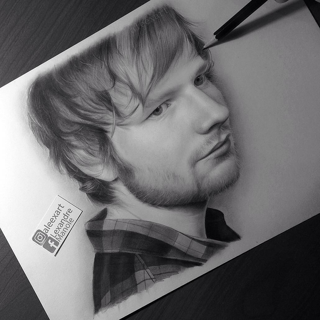 07-Ed-Sheeran-Alex-Manole-Black-and-White-Hyper-Realistic-Portraits-of-Celebrities-www-designstack-co